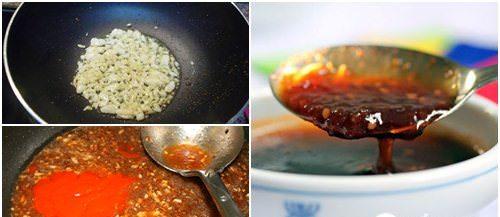 Ngon mê ly với cách làm nước chấm sốt me chua ngọt hấp dẫn