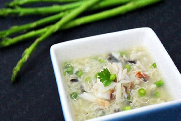 Giàu dinh dưỡng với cách nấu súp măng tây cho bé yêu