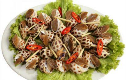 Học cách luộc ốc biển ngon và đơn giản ngay tại nhà
