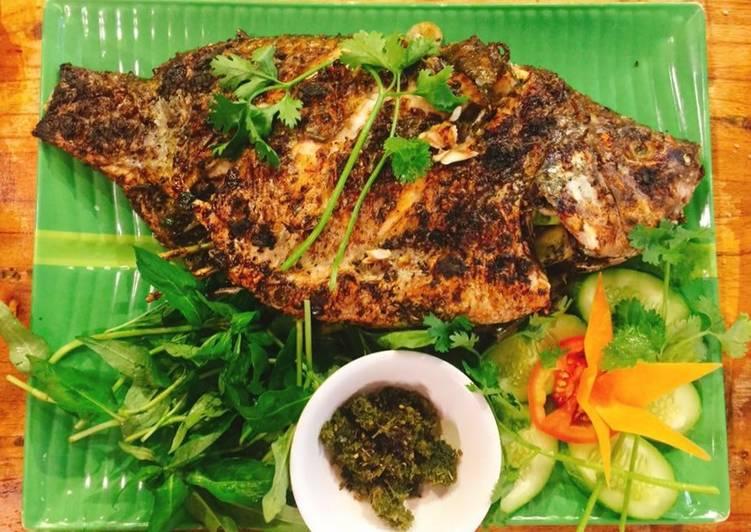 Cách nướng cá mắc khén ngon tuyệt cho món ngon mỗi ngày