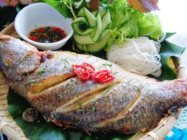 gia vị ướp cá nướng