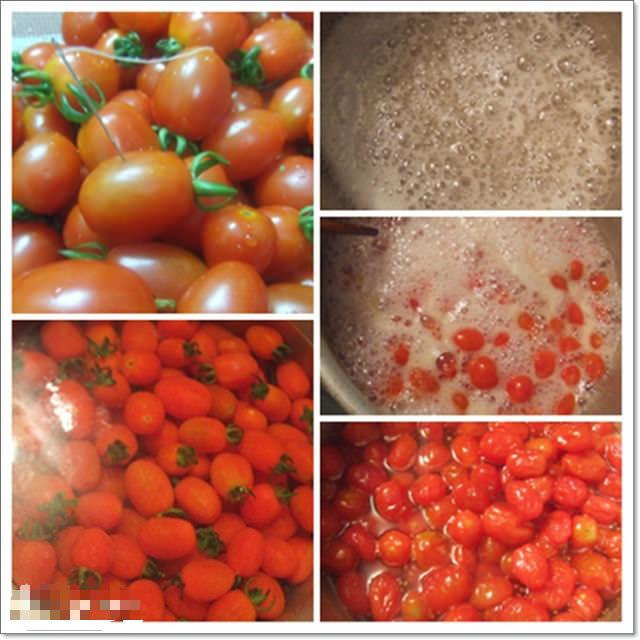Táy máy với món mứt cà chua bi dẻo thơm ngon giàu dinh dưỡng 2