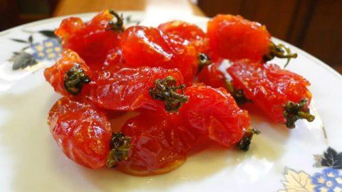 Táy máy với món mứt cà chua bi dẻo thơm ngon giàu dinh dưỡng 4
