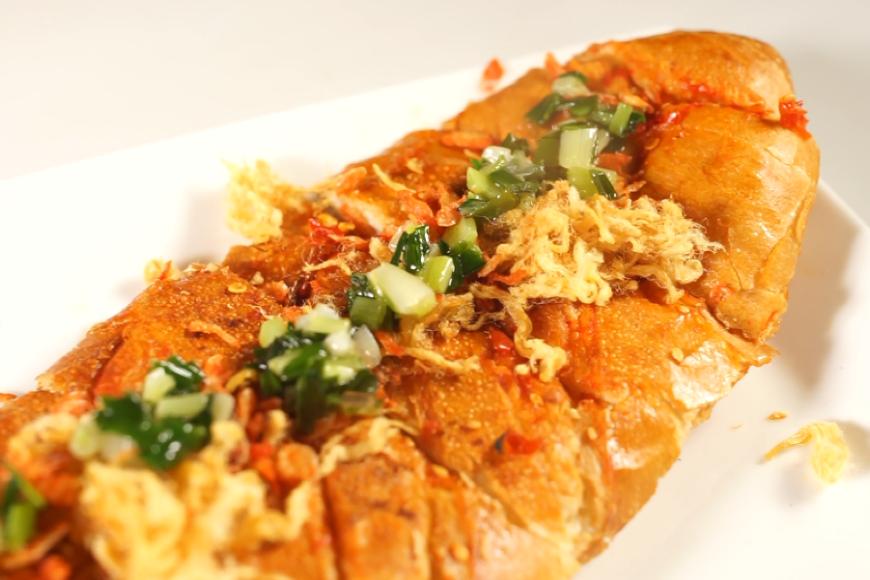 Tìm hiểu một số nguyên liệu làm bánh mì nướng muối ớt ngon nhất