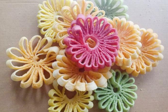 cách làm mứt dừa hoa cúc