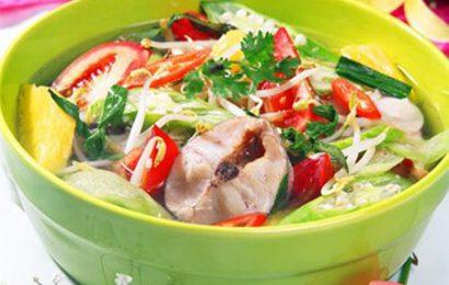 Cách muối măng chua nấu cá ngon tuyệt vời