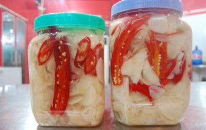 Hé lộ cách muối măng chua ngọt dễ và ngon nhất quả đất