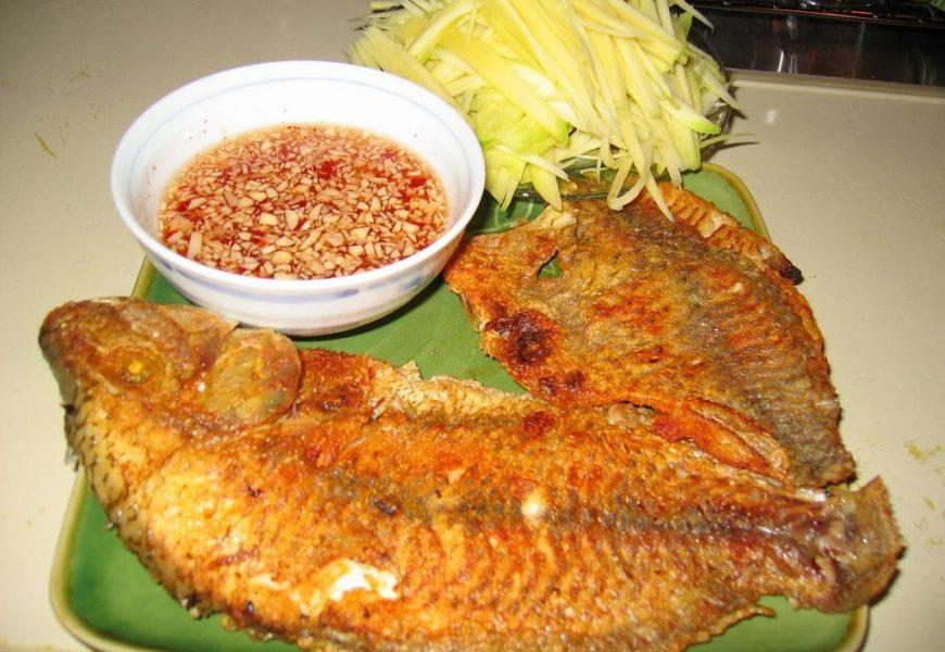 Tuyệt chiêu làm món ngon với cách pha nước chấm cá