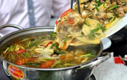 Liệu bạn có thể cưỡng lại món ếch nấu măng chua theo kiểu mới này