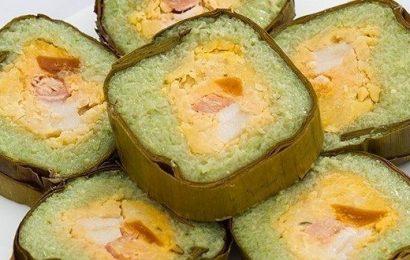 Cách làm bánh tét lá dứa siêu ngon mà đơn giản ngay tại nhà