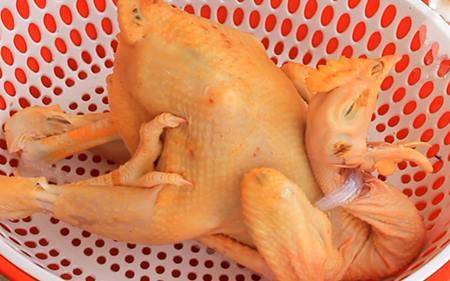 cách làm gà cúng đẹp cho đêm giao thừa đón Tết