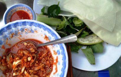 Cách làm gỏi cá trích ướt đúng chuẩn hương vị gỏi cá Đà Nẵng