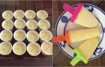 Cách làm kem dứa sữa chua món ngon cho ngày hè