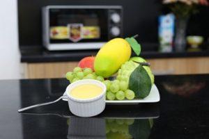 Cách làm kem flan bằng lò vi sóng vô cùng đơn giản tại nhà