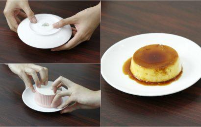 Cách làm kem flan bằng sữa tươi ngon tại nhà cho hương vị chuẩn