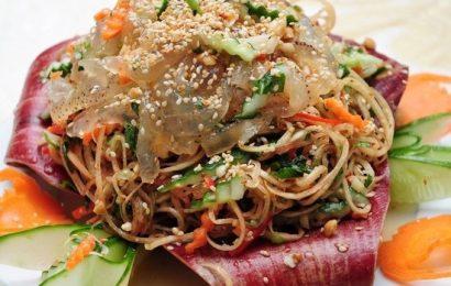 Tìm hiểu cách làm nộm sứa Hà Nội ngon chuẩn hương vị