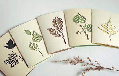 Học làm thiệp origami xinh đẹp tặng nàng ngày 8/3