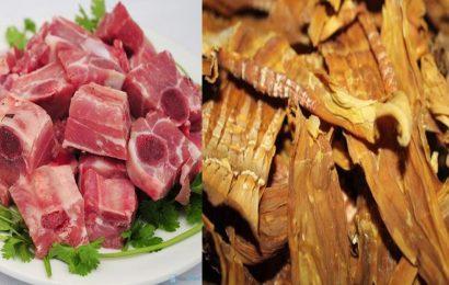 Trổ tài vào bếp với cách nấu canh măng khô với sườn ngon từng giọt
