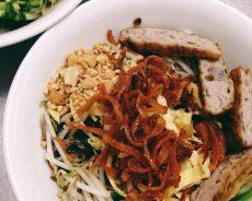 Top 10 quán miến trộn ngon ở Hà Nội vô cùng nổi tiếng