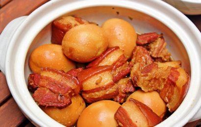 Cách chế biến món thịt kho tàu miền Bắc chuẩn vị ăn là ghiền