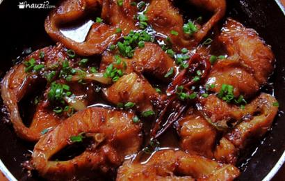 Cách làm cá kho tiêu ngon cho bữa cơm cuối tuần