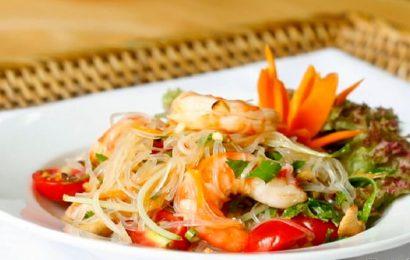 Đổi món mới với cách làm gỏi miến Thái Lan thơm ngon bổ dưỡng