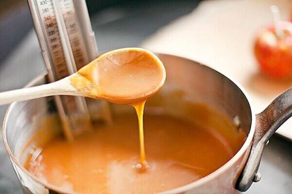 cách làm kem caramen bằng sữa tươi 3