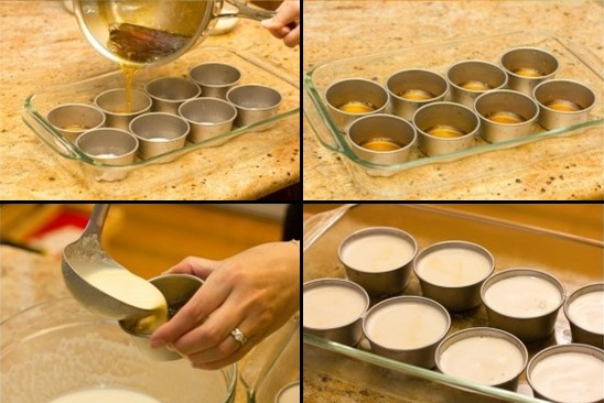 cách làm kem caramen bằng sữa tươi 5