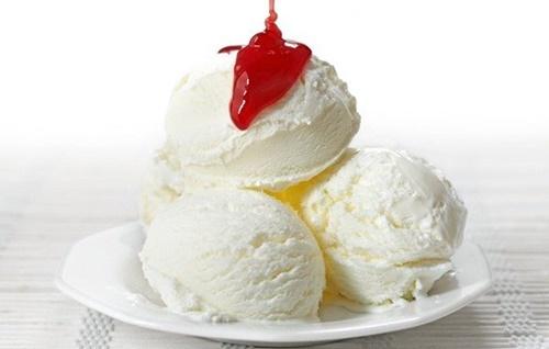 cách làm kem từ sữa đặc 2