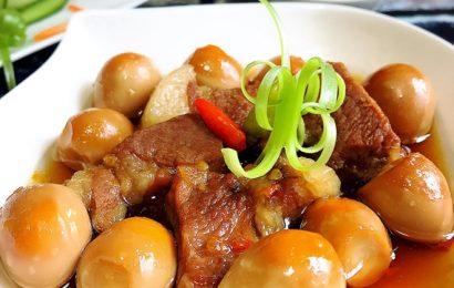 Cách làm thịt kho tàu nước dừa thật ngon mà lại dễ