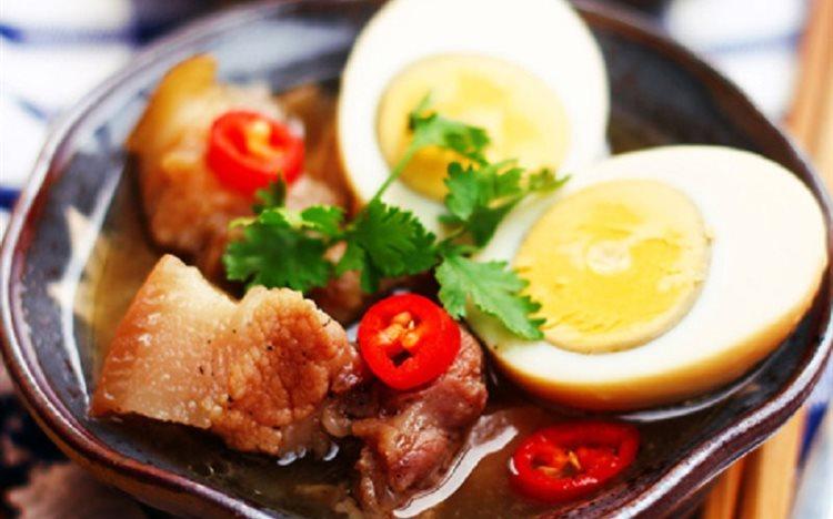cách làm thịt kho tàu nước dừa