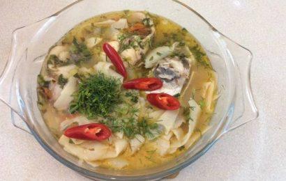 Hướng dẫn cách nấu canh măng chua cá hú ngon cực