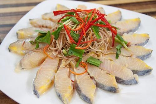 cách nấu lẩu cá tầm măng chua