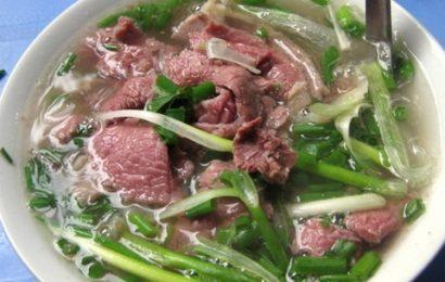 Có ngay bữa sáng ngon lành với cách nấu miến thịt bò siêu ngon
