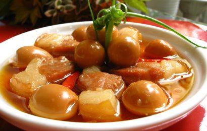 Cách nấu thịt kho tàu trứng cút kiểu đặc biệt khiến vạn người mê