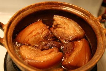 cách nấu thịt lợn kho tàu