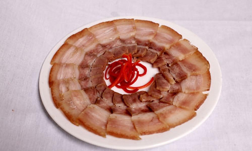 thịt heo ngâm nước mắm xuân hồng 5