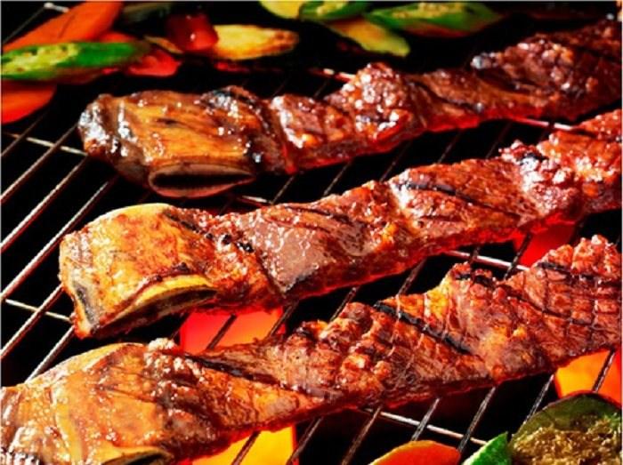 bí quyết ướp thịt nướng