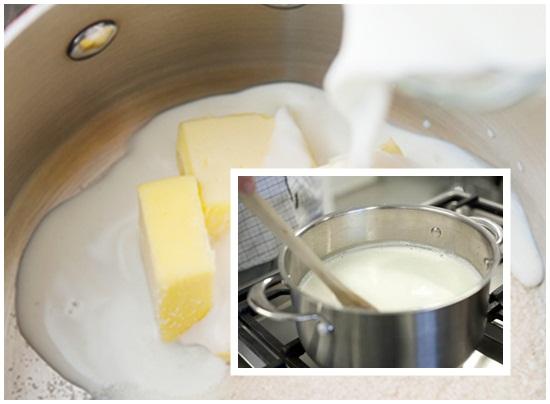cách làm kem sữa tươi whipping cream 1