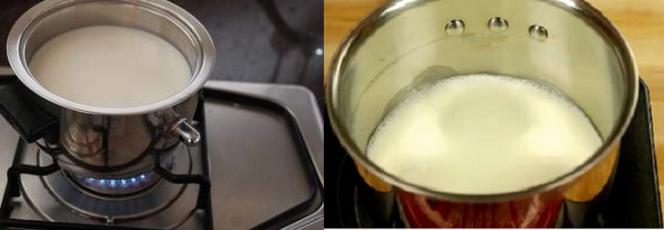 cách làm kem từ sữa tươi ngon tại nhà 2