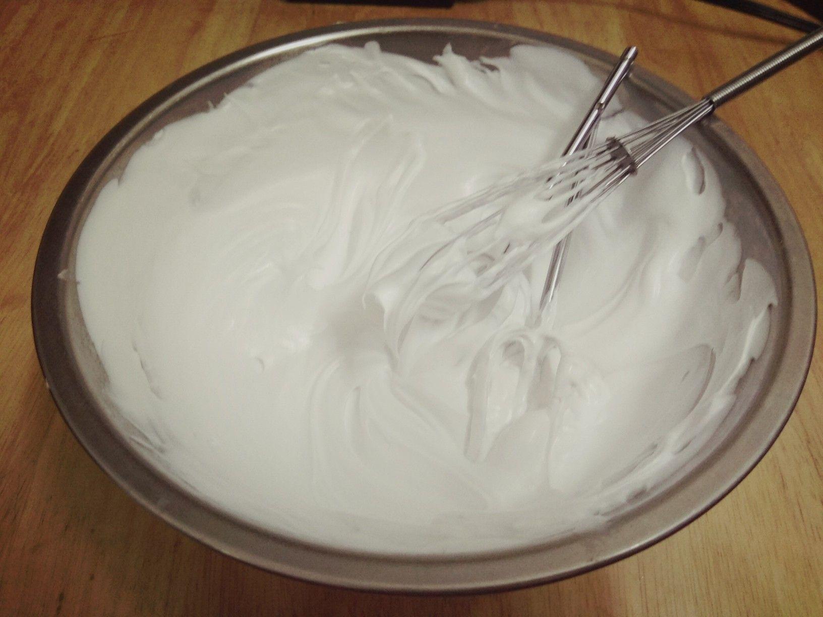 cách làm kem vani socola 1