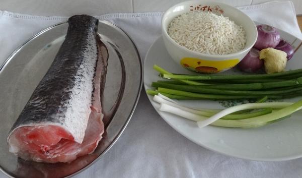 cách nấu cháo cá cho bé 7 tháng tuổi
