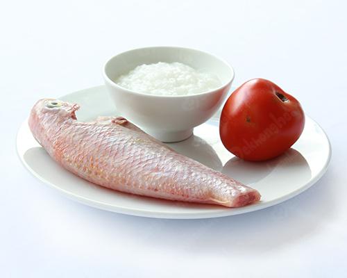 cách nấu cháo cá diêu hồng cho bé