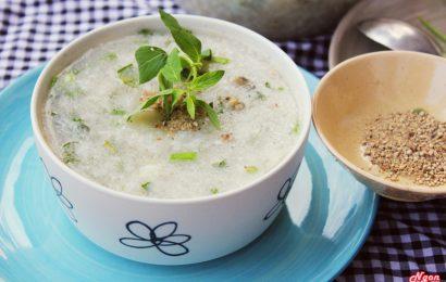 Cách nấu cháo hạt sen cho bé bổ sung dinh dưỡng
