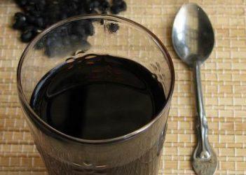 cách nấu nước đậu đen rang để uống hàng ngày