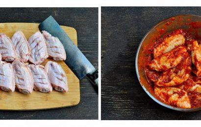 Cách tẩm ướp cánh gà nướng ngon làm say mê bao người