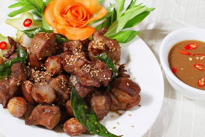 cách tẩm ướp thịt dê nướng