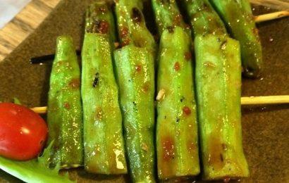 Cách ướp đậu bắp nướng ngon lạ miệng không ngán