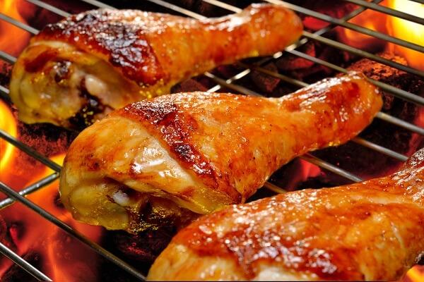 cách ướp đùi gà nướng ngon 5