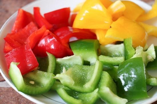 cách ướp rau củ nướng 3
